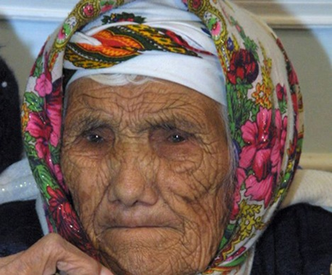world oldest woman Tuti Yusupowa