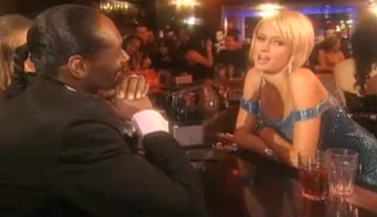 Paris Hilton Rap With Snoop Dogg on Dogg After Dark picture