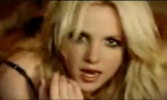 Britney Spears If U Seek Amy music video picture