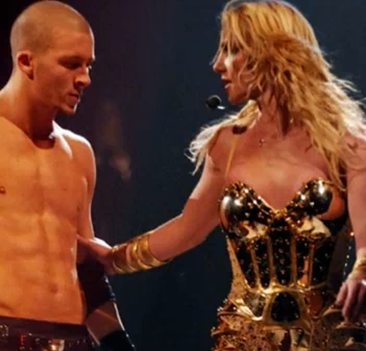 Britney Spears and Chase Benz photo