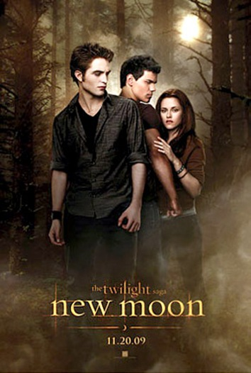 Twilight Saga New Moon Poster