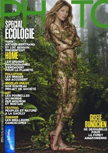 Gisele Bundchen Photo Magazine France June 2009 picture