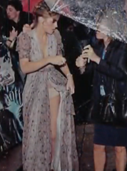 Emma Watson Underwear Photos Wardrobe Malfunction at Harry Potter London Premiere