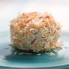 Toasted Coconut Snowballs