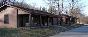 bennett spring state park cabins and lodging in missouri