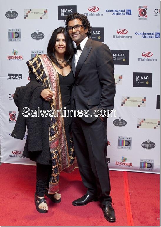 Ekta_Kapoor_Black_Designer_Salwar_Kameez