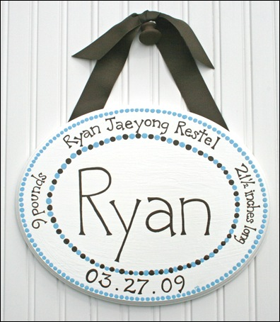 oval RYAN