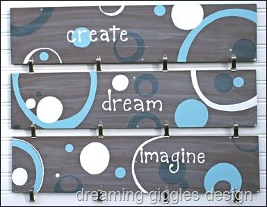 create dream imagine