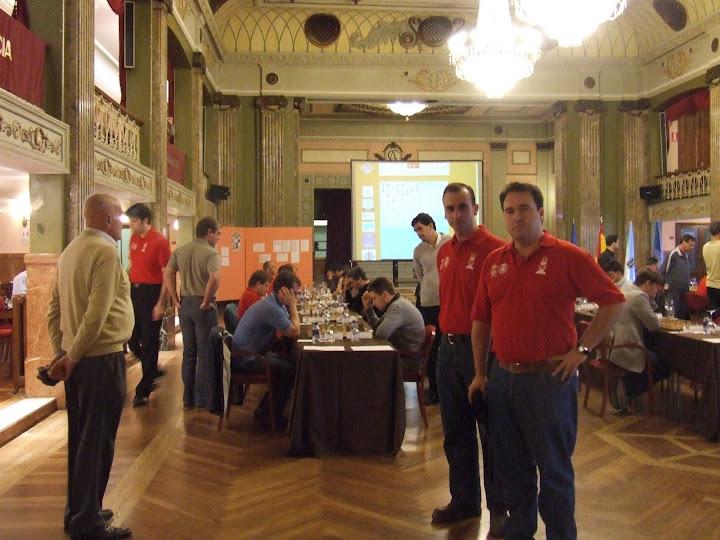 Campeonato España 2007
