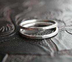 Fine Silver Rings