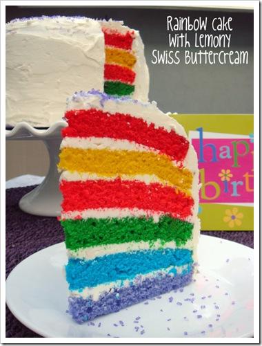 Rainbow Cake2