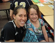 Emporia State Softball Pen Pals 005