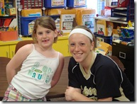 Emporia State Softball Pen Pals 011