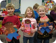 GIngerbread Girls and Boys 007