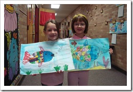 Rainbow Fish end of school 008