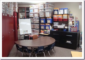 Finished Classroom
