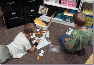 Short Vowel and Candy Corn Week 005