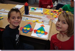 Geometry Unit Pattern Blocks Fun 006