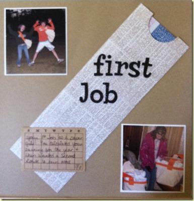 m first job
