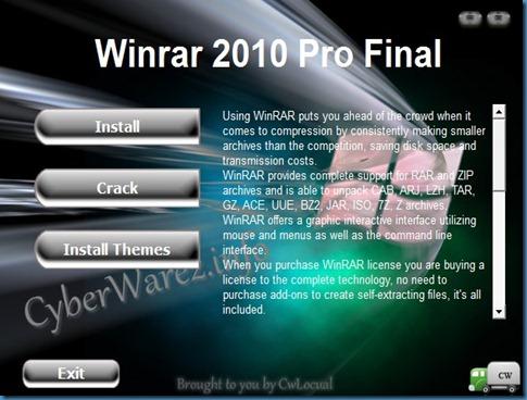 WinRar 2010