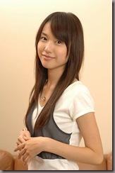 A atriz de Misa Amane