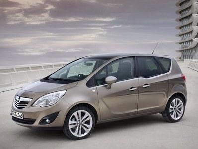 Opel Meriva (minivan)