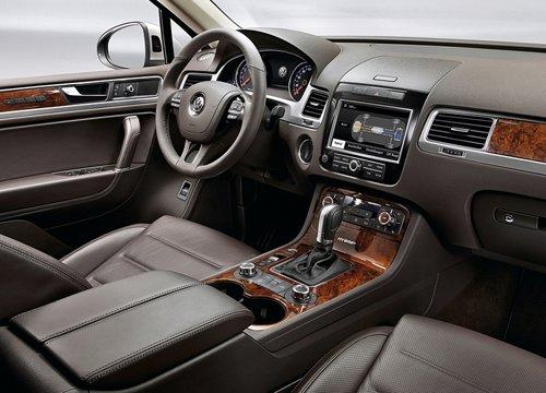 Interior VW Touareg