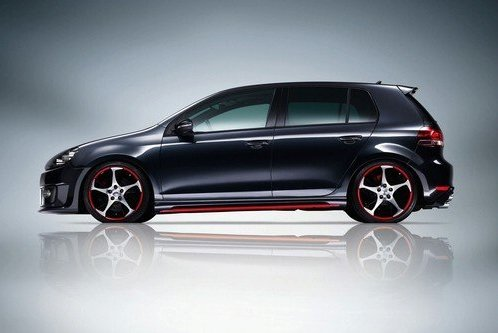 Hatchback Volkswagen Golf R