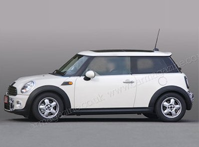 Hatchbacks MINI prepare for updating