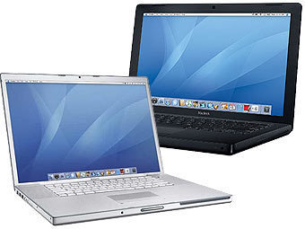 MacBook Pro and MacBook Air