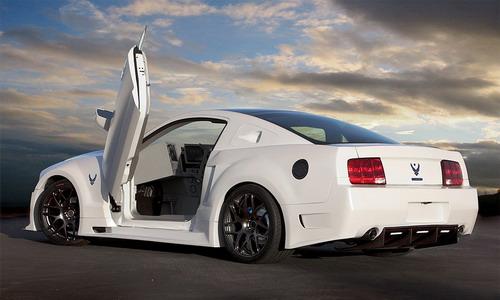 Supercar Mustang