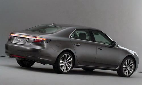 New Saab 9-5