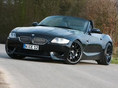 Studio Manhart Racing has finished car BMW Z4 M