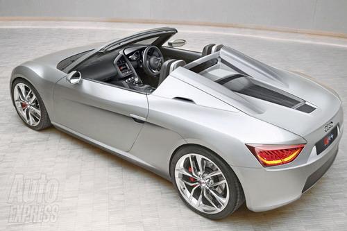 Audi concept car