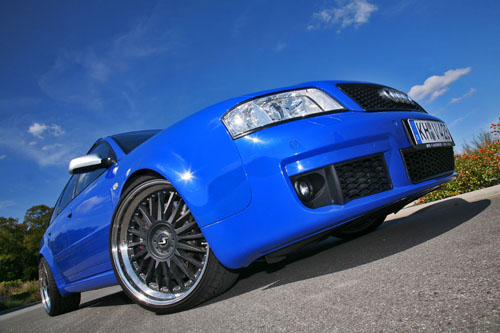 Tuning company MFK has improved Audi RS6