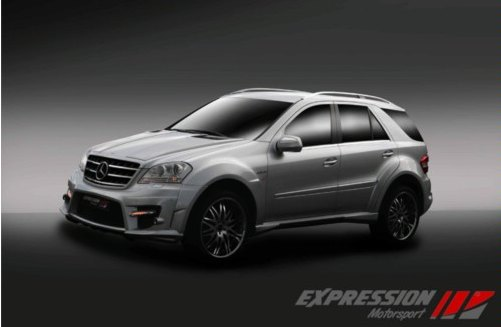 Crossover Mercedes-Benz