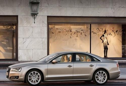 Audi sedan A8