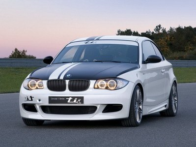 BMW announces the sport car