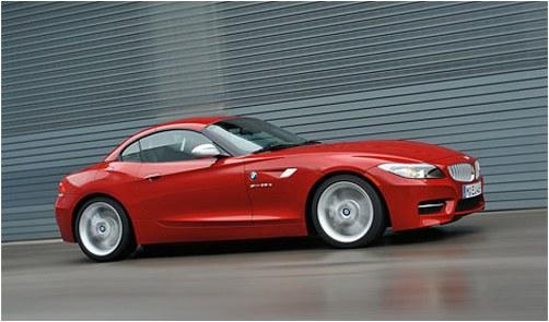 Company BMW has presented successor Z4 M