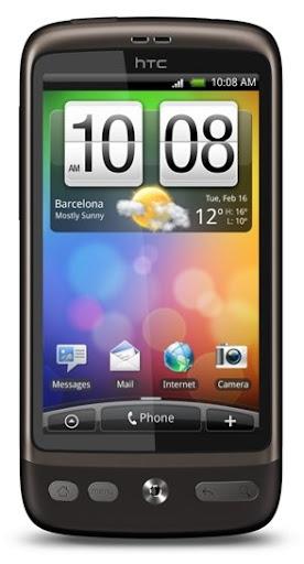 HTC Desire (Bravo)