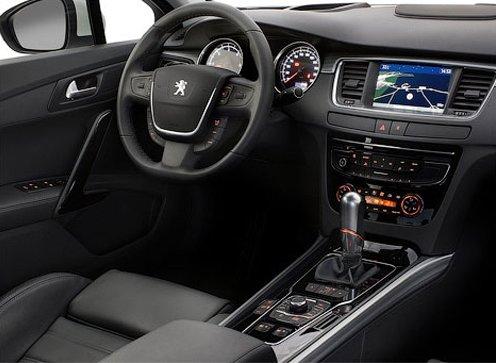 Interior Peugeot