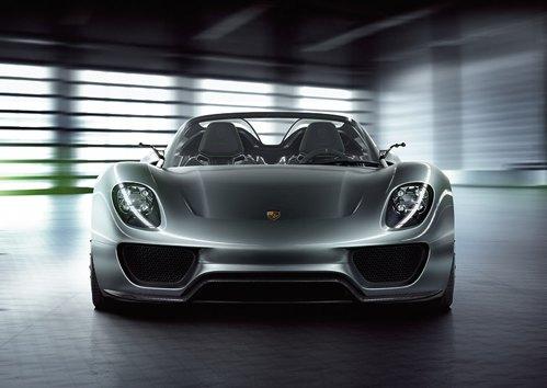 Date of Sales of Superhybrid Porsche