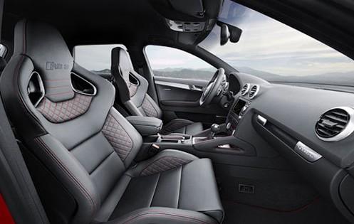 Interior, Audi A3