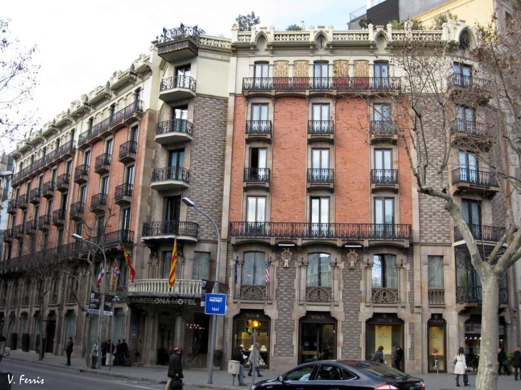 Casa enric batll barcelona modernista - Casas modernistas barcelona ...