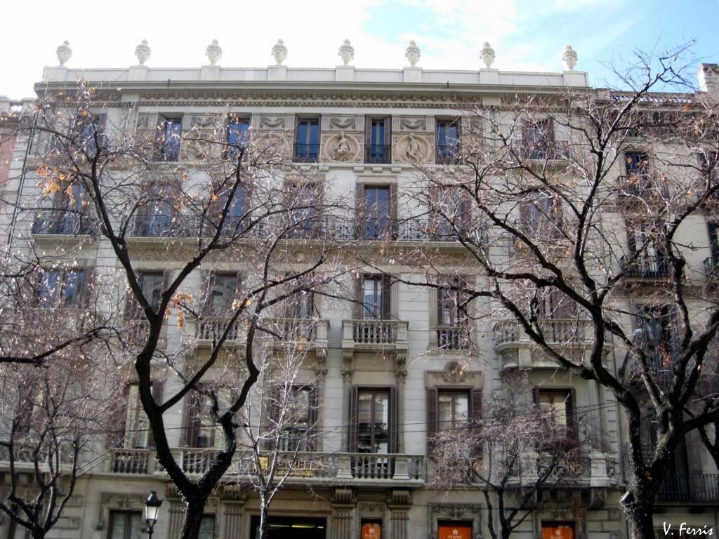 Casa rodolf juncadella barcelona modernista - Casa modernista barcelona ...