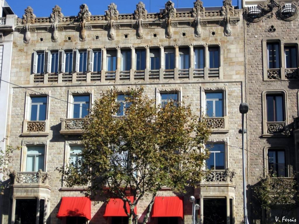 Casa ramon casas barcelona modernista - Casas modernistas barcelona ...