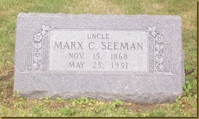 MarxHeadstone