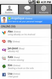 ebuddy interface-2