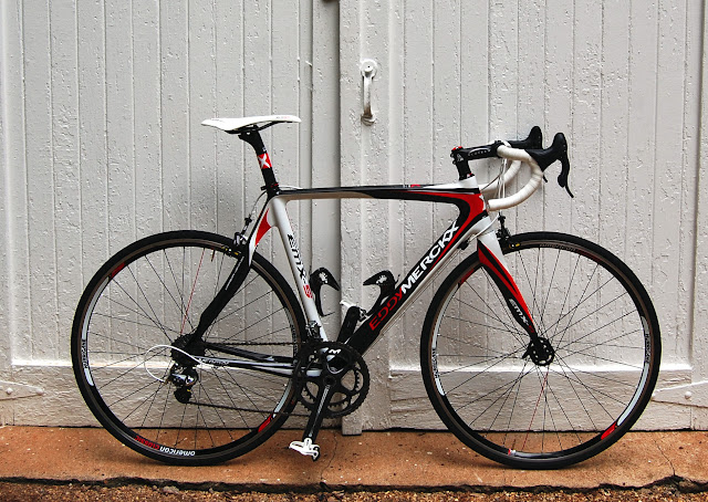 Eddy Merckx EMX 5 Review 1