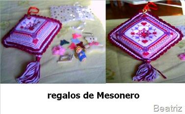 regalos de mesonero